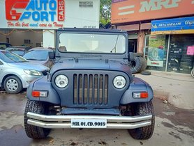 Used Mahindra Thar CRDe 2015 by owner