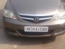 Used 2007 Honda City ZX car at low price