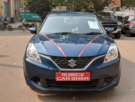 Good as new Maruti Baleno 1.2 Delta for sale