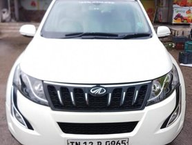 Used 2016 Mahindra XUV500 for sale at low price