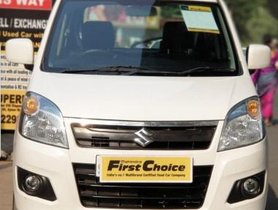 Good as new Maruti Wagon R VXI for sale