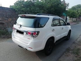 Used Toyota Fortuner 4x2 AT 2015