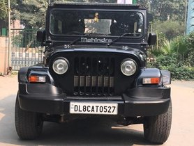 Used Mahindra Thar CRDe 2017 for sale