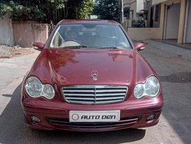 Used Mercedes Benz C Class C 200 Kompressor Elegance AT 2004 by owner
