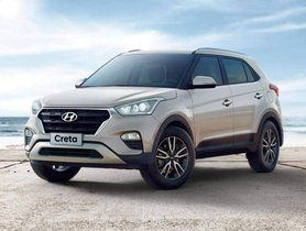 Hyundai Creta Diamond Edition To Unveil Next Month
