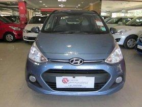 Used 2015 Hyundai Grand i10 car at low price