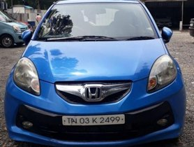 Used Honda Brio V MT for sale at the lowest price