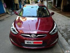 Good as new 2014 Hyundai Verna for sale