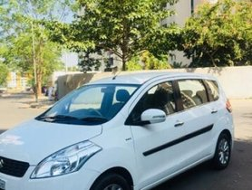 Good as new 2015 Maruti Suzuki Ertiga for sale