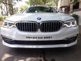 Good as new BMW 5 Series 2017 for sale