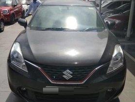 Used 2017 Maruti Suzuki Baleno car at low price