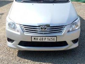 Used Toyota Innova 2.5 GX 8 STR BSIV by owner