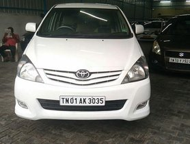 Used Toyota Innova 2.5 GX 8 STR BSIV 2009 for sale
