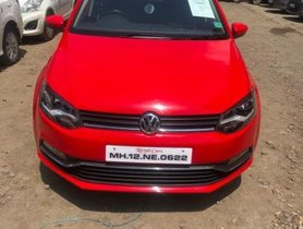 Used 2016 Volkswagen Polo for sale at low price