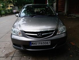 Used 2006 Honda City ZX car at low price