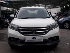 Used Honda CR V 2.4 AT 2013 for sale