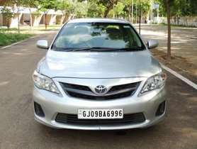 Used 2012 Toyota Corolla Altis for sale at low price