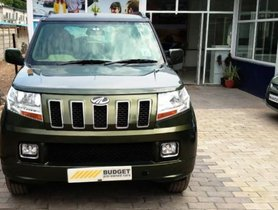 Used Mahindra TUV 300 mHAWK100 T8 2017 for sale