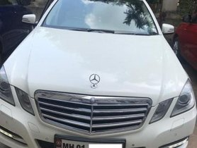 Good as new Mercedes Benz E Class 2011 for sale