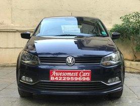 Good Volkswagen Polo Petrol Highline 1.2L for sale