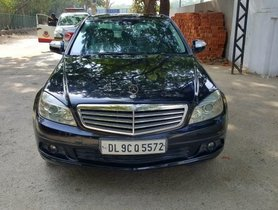 Mercedes-Benz C-Class C 200 Kompressor Elegance MT by owner