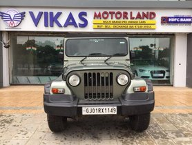 Used Mahindra Thar CRDe AC for sale