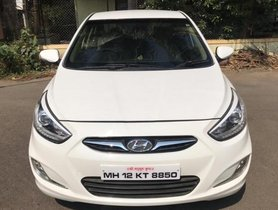 Used Hyundai Verna SX CRDi AT 2014 for sale