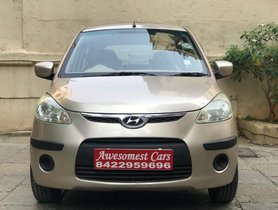 Good as new Hyundai i10 Sportz 1.2 AT for sale