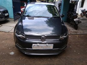 Used Volkswagen Polo 1.5 TDI Highline 2017 for sale