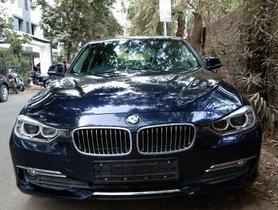 Used 2014 BMW 3 Series car at low price