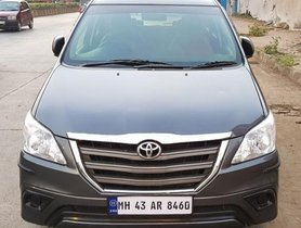 Used 2015 Toyota Innova car at low price
