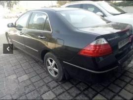 Used 2007 Honda Accord car at low price