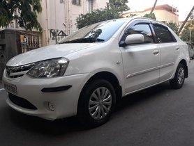2011 Toyota Platinum Etios for sale