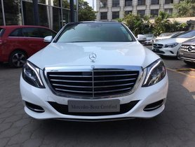2016 Mercedes Benz S Class for sale at low price