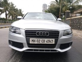 Used Audi A4 1.8 TFSI 2011 in Mumbai