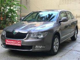 2010 Skoda Superb 2009-2014 for sale at low price
