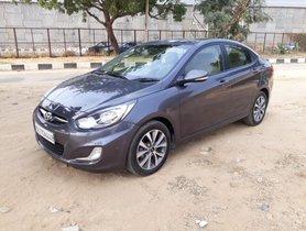 Well-kept Hyundai Verna 2014 for sale