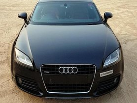 Used Audi TT Coupe 3.2 quattro S tronic 2009 for sale