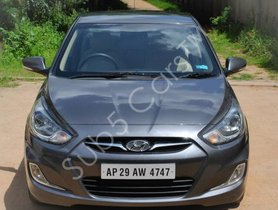 Used Hyundai Verna 1.6 EX VTVT 2012 for sale