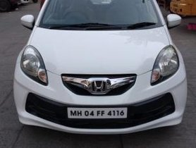 Used 2012 Honda Brio car at low price