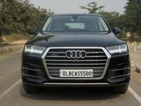 Used Audi Q7 45 TDI Quattro Technology 2017 by owner