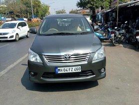 Good as new 2012 Toyota Innova for sale