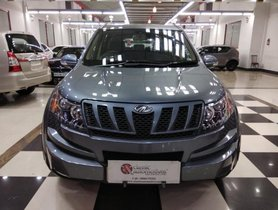 Well-kept Mahindra XUV500 W6 2WD 2013 for sale