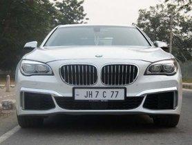 Used BMW 7 Series car at low price