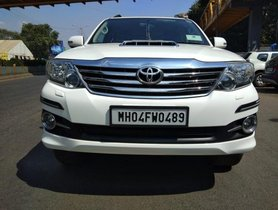 Toyota Fortuner 4x2 Manual 2015 for sale at low price