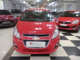 Used Chevrolet Beat LTZ 2016 for sale