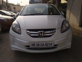 Honda Amaze E i-Vtech 2013 for sale at low price