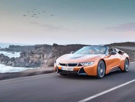What Is Amazing And What Is Not So Good About The Indian-Spec BMW i8 Roadster?