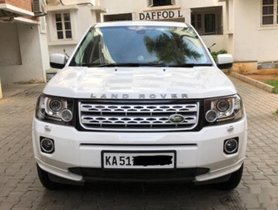 Used 2014 Land Rover Freelander 2 car at low price