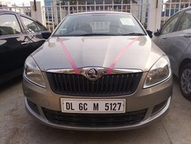 Skoda Rapid 1.6 MPI Elegance 2013 for sale at low price